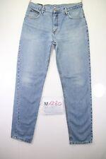 Lee Phoenix (Cod. M1280) tg 50 W36 L34 jeans vita alta usato vintage street cool