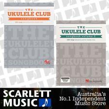 The Ukulele Club Songbook Volume 1 & Volume 2 Book Bundle *SAVE ALMOST 10%*