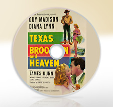 Texas, Brooklyn And Heaven (1948) DVD Classic Romantic Comedy Movie / Film