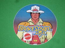 Autocollant sticker Marshal Bravestarr Mattel