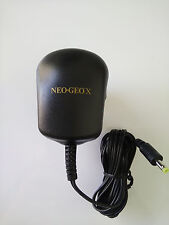 IT-NEOGEO X AC ADAPTER ORIGINAL UK PLUG 100-240 NEW