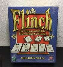 Flinch Card game New in original packaging
