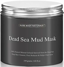 THE BEST Dead Sea Mud Mask, 250g/ Cosmetics Beauty Products