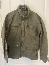 Kuhl Kollusion Mountain Grown Jacket Mens XL Green Water Resistant Hood Zip