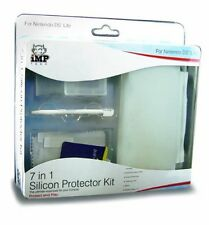 iMP 7 in 1 Silicon Protector + Case  Kit For DSi