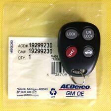 1997-2000 Chevrolet Corvette C5 Keyless Remote Key Entry Fob GM 19299230 OEM