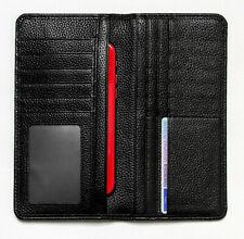 Assem echt Leder Brieftasche Handytasche Geldbörse Geldbeutel Kartenetui