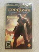 God of War: Ghost of Sparta (Sony PSP) Brand New, Factory Sealed FREE S/H