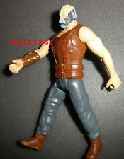 BANE figure DARK KNIGHT RISES movie toy TOM HARDY Batman villain DC universe DCU
