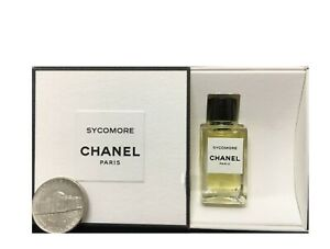 Chanel Sycomore 0.12 oz / 4 ml Eau De Toilette Miniature