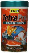 Goldfish Crisps for Fishes TetraPRO Tetra 77074 - 3.04oz (86 g)