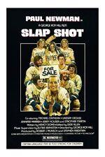 "Slapshot Movie Poster #01 24x36"""