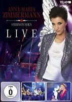 ANNA-MARIA ZIMMERMANN - STERNSTUNDEN  DVD  SCHLAGER  NEU