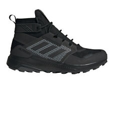adidas Mens Terrex Trailmaker Mid COLD.RDY Hiking Boots Black Sports Outdoors