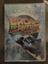 Back to the Future Trilogy (DVD, 2015, 5-Disc Set) BRAND NEW