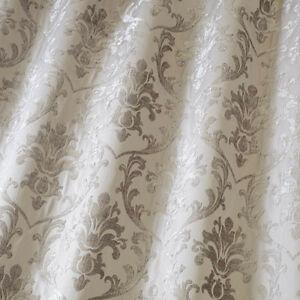 Boheme Mink - By iliv - Luxurious, damask, chenille fabric - 4.5 Metre Piece