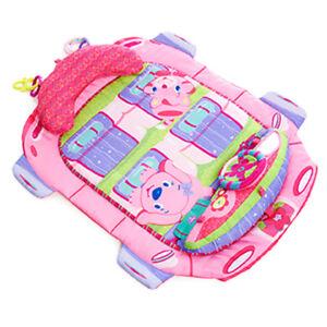 PiP Bright Starts - Tummy Cruiser - Play Mat Pink - Spieldecke