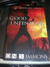 Good Intentions : The Dead War Series by D. N. Simmons (2013, Paperback) Zombie