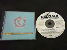 FRANKIE GOES TO HOLLYWOOD THE WHOLE 12 INCHES ULTRA RARE OZ CD!