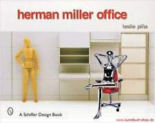 Libro specializzato mobili per ufficio di Herman Miller, Gilbert Rohde, Charles e Ray Eames uva.