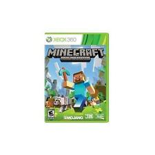 Minecraft xbox 360 box and slipcover only