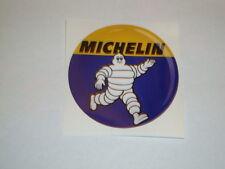 "2 X Michelin 3"" Motorbike Helmet Stickers IOM TT Police Bikes"