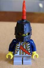 Lego Ritter Figur mit kurzen Beinen und Helm Figuren Castle Burg ( 9349 ) Neu