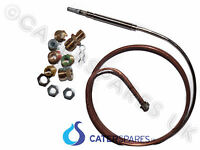 NICKEL COATED GAS THERMOCOUPLE FOR HIGH TEMPERATURE LPG GAS BURNERS