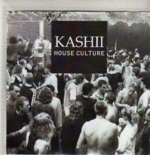(CS886) Kashi, House Culture - DJ CD