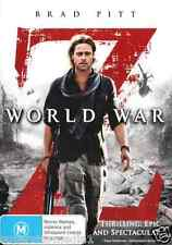 World War Z : NEW DVD