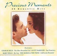 V/A - Precious Moments: 20 Romantic Hits (UK/EU 20 Tk CD Album) (Sld)