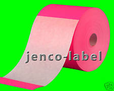 FR4600P, 500 4x6 Pink Fluorescent Color Code Label