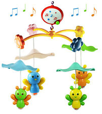 Baby Nursery Culla Mobile con Musical Lullaby soft Suoni