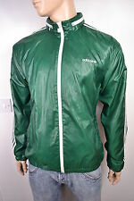 VINTAGE 1990's GREEN LEVIS CAGOULE WATERPROOF JACKET EXTRA LARGE 46 REGULAR