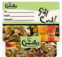 CAMILLE'S SIDEWALK CAFE GIFT CARD, $40 VALUE (2 x $20,) FREE SHIPPING!