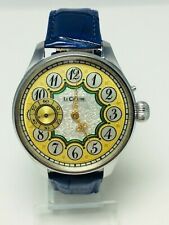 Le COULTRE Vintage Mens Wristwatch LeCoultre Mechanical Wrist Watch Wolf tooth
