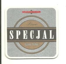 Bierviltje sous-bock Bierdeckel &16530 Specjal