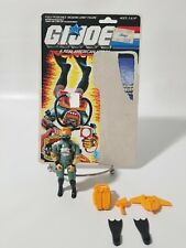 G.I. Joe Action Figure. Vintage. Code Name: Wet-Suit. Seal