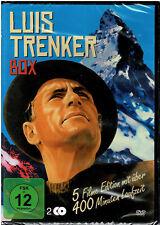Luis Trenker Film Collection Box (2 DVDs) 5 Filme - NEU & OVP