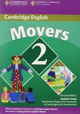 Cambridge Young Learners English Tests Movers 2 Student's Book: Examination Pape