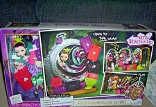 Alice In Wonderland Way Too Wonderland Playset Ever After High Opens To 3 Feet