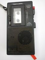 Realistic Micro-10 Microcassette Recorder Player 14-1016A Dictaphone Parts Only