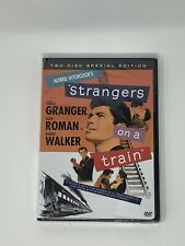 Strangers on a Train 2 Dvd Special Edition New Free Shipping Alfred Hitchcock