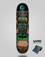 Powell Peralta monopatin Skate Skateboard Deck Biss Ruby Tailed Wasp 8.5