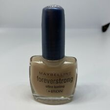 Maybelline New York Forever Strong Nail Varnish Polish 76 French Manicure