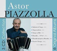 ASTOR PIAZZOLLA - 6 ORIGINAL ALBUMS NEW CD
