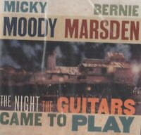 MOODY MARSDEN The Night The Guitars Came To Play (2016) CD album NEW/SEALED