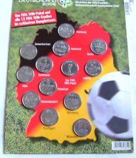 Medaillen von der FIFA Fußball- Weltmeisterschaft Deutschland 2006, limitiert.