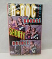 D-Roc Cassette Tape Single Bounce Shorty Bounce Featuring Diamond NEW Sealed
