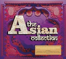 The Asian Collection NEW SEALED 3CD  BOLLYWOOD,BHANGRA,CHILLOUT EASTERN INSPIRED